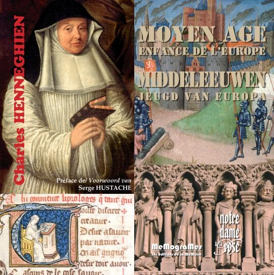 Memogrames - HENNEGHIEN - Moyen Age enfance de l'Europe - cover page 1
