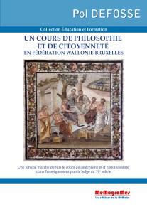 DEFOSSE, un cours de philosophie et de citoyenneté - cover.jpg