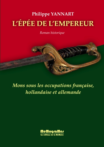 MEMOGRAMES - cover Yannart - L'épée de l'empereur.jpg