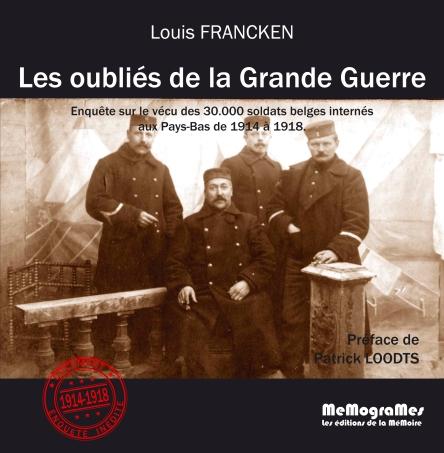 MEMOGRAMES-Francken-Les Oubliés de la Grande guerre - cover - Copie.jpg
