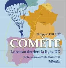 Philippe LE BLANC - Comète - le réseau derrière la ligne DD - cover