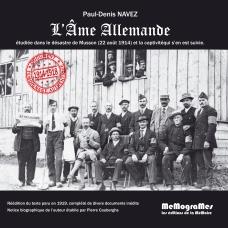 Memogrames - P.D. NAVEZ -L Ame allemande cover 2014.jpg