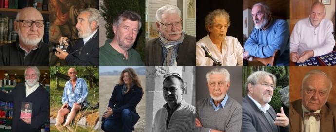 panel d'auteurs