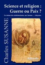 Memogrames-couverture Charles Susanne-Science et Religion Guerre ou Paix