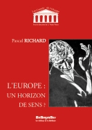 Memogrames-couverture Richard-Europe un horizon de sens