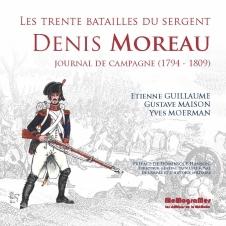 Memogrames-cover Trente Batailles du Sergent Denis Moreau