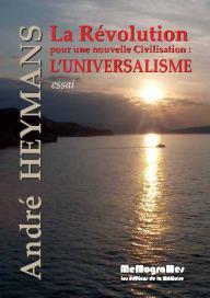MEMOGRAMES-HEYMANS, L'Universalisme - cover