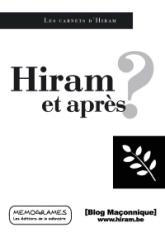 couverture Hiram et après