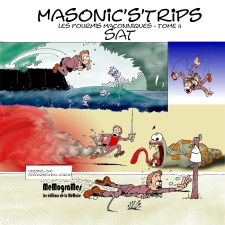cover MASONIC STRIPS