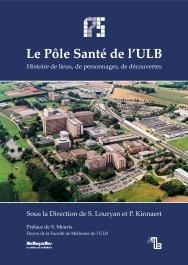 cover pôle Santé de l'ULB