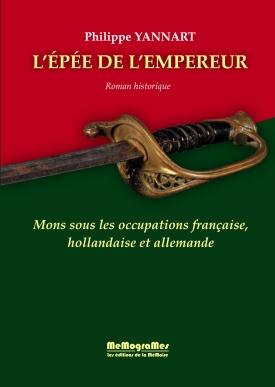 MEMOGRAMES - cover Yannart - L'épée de l'empereur