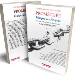 Nouvelles chaînes de Prométhée Cover 3D