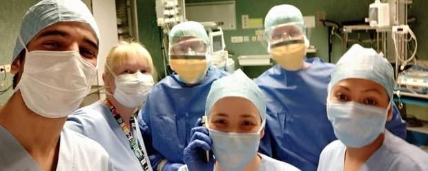 infirmières covid19