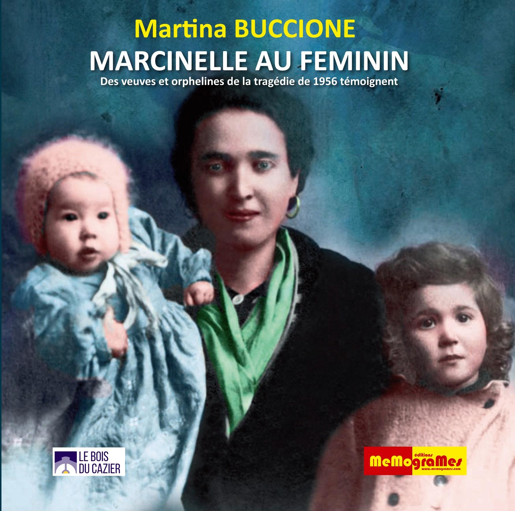 Marcinelle au féminin - Cover - 2021.07.07 - PAGE 1